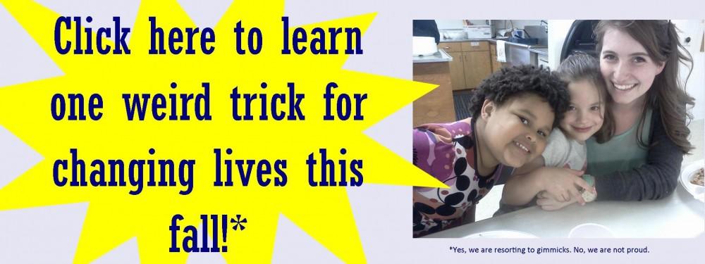 One weird trick slide