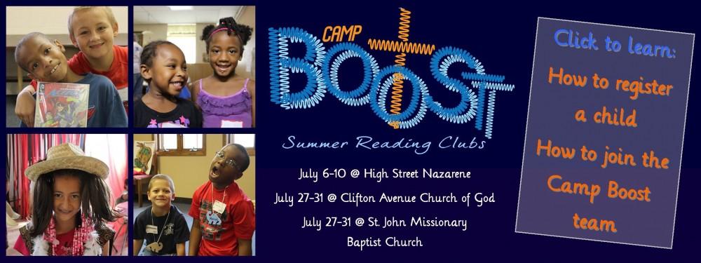 Camp boost slide