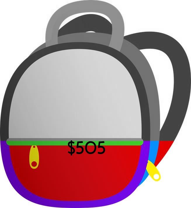 Backpack 505