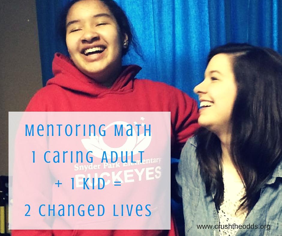 Mentoring Math brighter